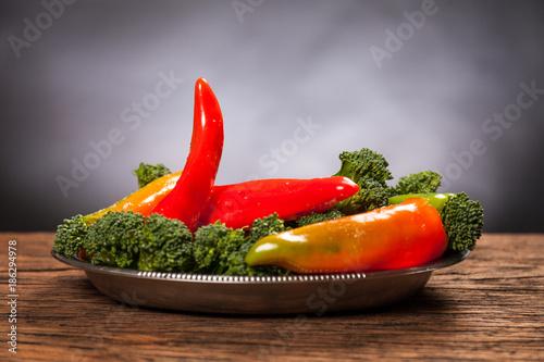 Hot panise