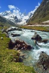 Spring in Caucasus