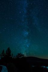 Milky Way Over Jordan Pond