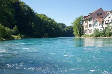 Aare river Bern 2nd