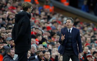 Premier League - Liverpool vs Leicester City