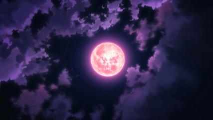 luna viola