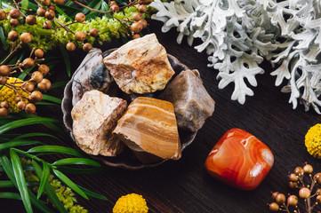 Stones of the Sacral Chakra