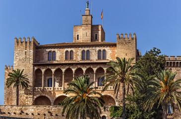 Royal Palace of La Almudaina - Palma de Mallorca - Spain