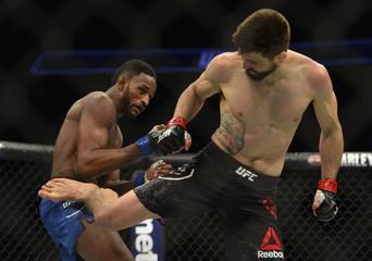 MMA: UFC 219-Condit vs Magny