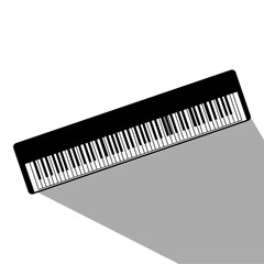 Isolated music instrument