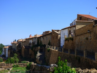 Iglesuela del Cid, pueblo de Teruel (Aragon,España)