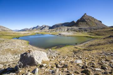 Plateau des lacs de Lignin (2276m), Alpes-de-Haute-Provence