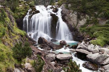 Aigualluts Waterfall