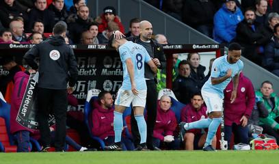 Premier League - Crystal Palace vs Manchester City