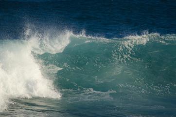 Wave. Playa de Arinaga. Agüimes. Gran Canaria. Canary Islands. Spain.