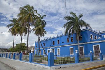 Neoclassical Building in Cienfuegos, Cuba