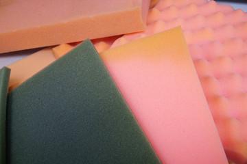 sponge foam packaging material