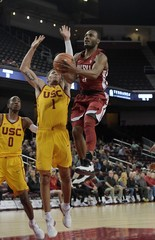NCAA Basketball: Washington State at Southern California