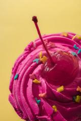Cupcake. Sweet candy.