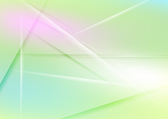 Colorful abstract stripes modern background