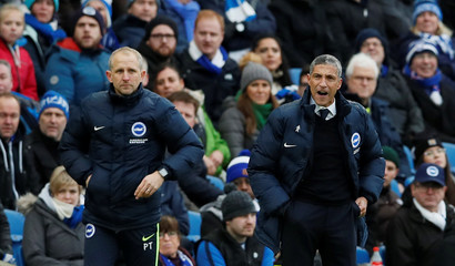 Premier League - Brighton & Hove Albion vs AFC Bournemouth
