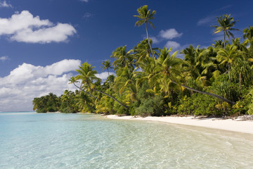 Tropical Paradise - Cook Islands - Aitutaki Lagoon