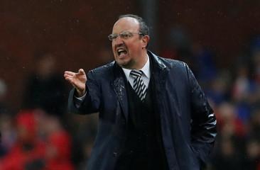 Premier League - Stoke City vs Newcastle United