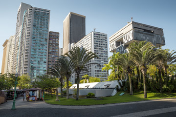 Fotomurales - Downtown of Rio de Janeiro, Brazil