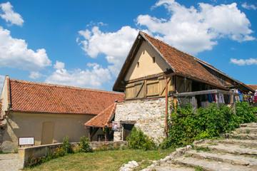 Castle Rasnov, Romania