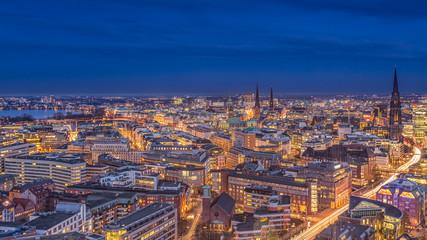 Hamburg Panorama Elbphilharmonie I