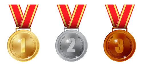 Olympic games medals