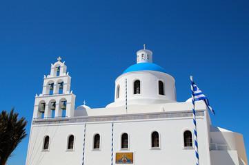 Ekklisia Panagia Platsani in Oia, Santorin