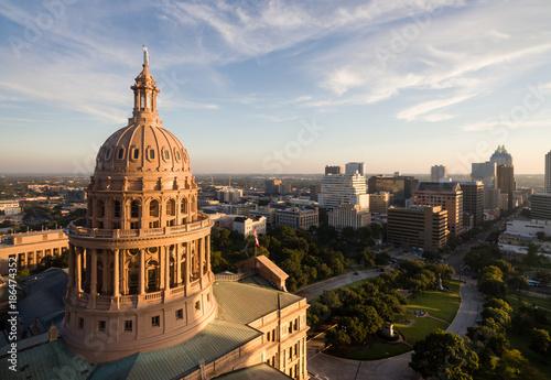 Blue Skies Of Texas >> Capital Building Austin Texas Government Building Blue Skies Stok