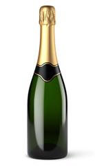 Bouteille de champagne vectorielle 4