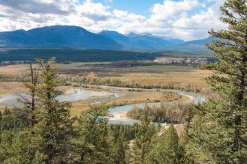 Landschaft Aufnahmen in Canada von Natur, Gebirge, Tier und Architektur