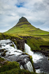 The best-known mountain of Iceland