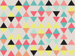 Pattern geometric hipster texture. Abstract seamless pattern perfect for wallpaper, pattern fill, web page, surface texture, textile
