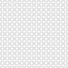 Vector geometric background. Seamless pattern.