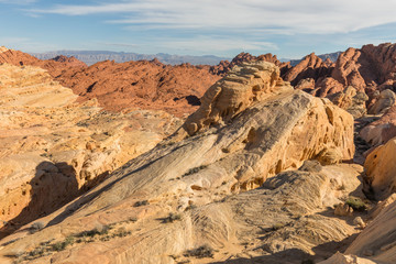 Scenic Valley of Fire State Park Nevada