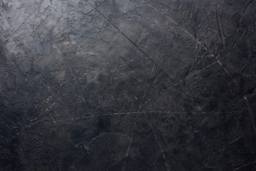 Black concrete background Fototapete