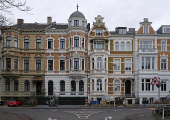 Bürgerhäuser in Bonn