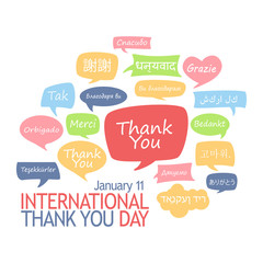 International Thank You Day.