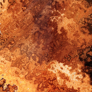 Grunge rusty mineral, metal or wooden layers