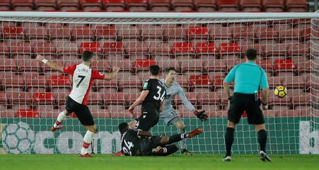 Premier League - Southampton vs Crystal Palace