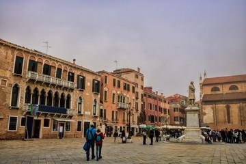 Venedig, Campo Santo Stefano