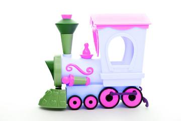 Toy baby Train Studio