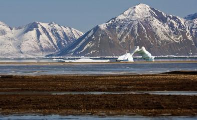 Antarcticahaven - northeast coast of Greenland