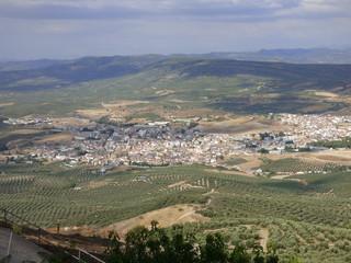 Villanueva del Arzobispo,pueblo de Jaén, en Andalucía (España), enclavado en la comarca de Las Villas. El municipio también comprende las localidades de Gútar y Barranco de la Montesina