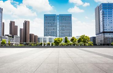 Obraz modern business building - fototapety do salonu