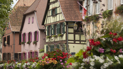 Bergheim,alsazia,francia,europa