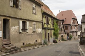 Hunawihr,alsazia,francia,europa
