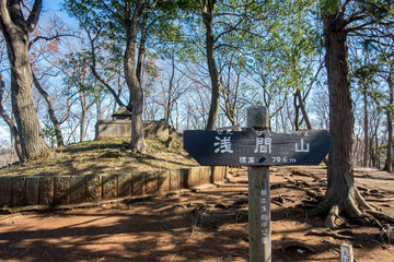 浅間山公園と浅間神社