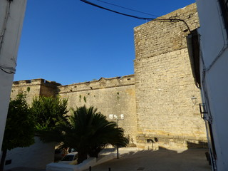 Sabiote, pueblo de Jaén, Andalucía (España). Situado en la comarca de La Loma, en la parte más alta de la meseta interfluvial, bordeada por el río Guadalquivir