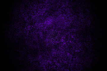Abstract purple dots background.